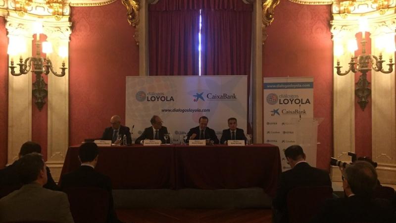 STACIA CONSULTORES ASISTE AL FORO DIÁLOGOS LOYOLA