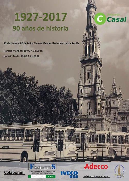 STACIA CONSULTORES EN LA CELEBRACIÓN DE LOS 90 AÑOS DE HISTORIA DE AUTOCARES CASAL