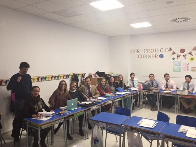 ORATORIA Y MEJORA DE HABILIDADES DE COMUNICACIÓN PARA CEU SAN PABLO