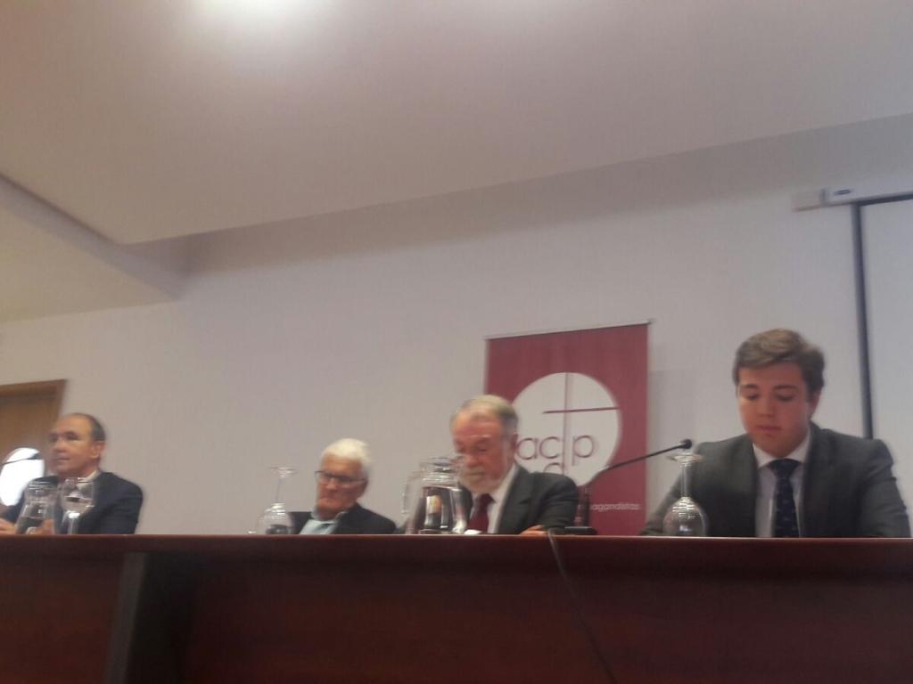 STACIA CONSULTORES ASISTE AL FORO LA ESPAÑA CONSTITUCIONAL CUARENTA AÑOS DESPUÉS